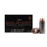 Speer Gold Dot 40 S&W 180GRN GDHP-SB 20RD UPC: 076683239747 MFG#: 23974