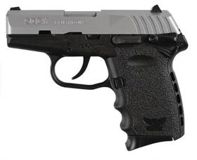 CPX-1 TT 9MM Black with Satin Stainless Steel