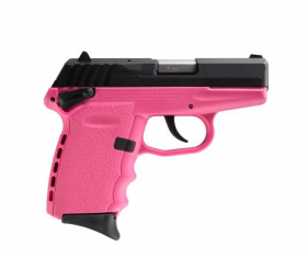 CPX-1 CBPK 9MM Black with Pink